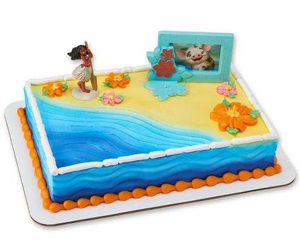 67 best Moana birthday party images on Pinterest Birthday cakes