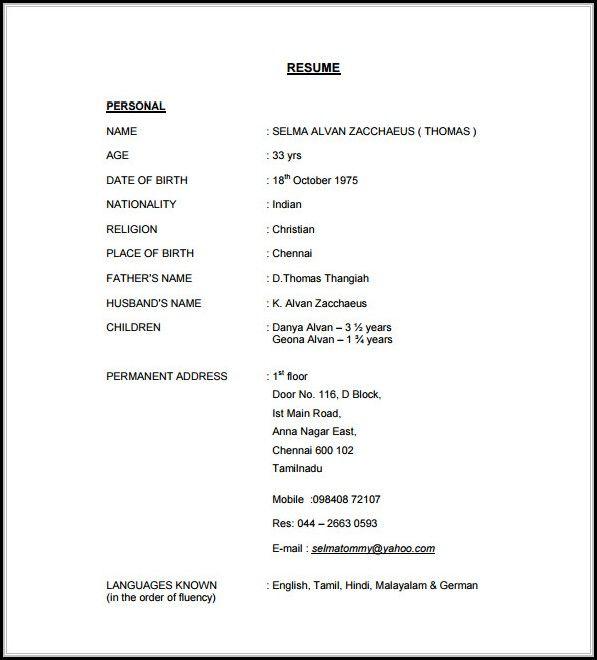 Bsc Nursing Resume Format Pdf لم يسبق له مثيل الصور Tier3 Xyz