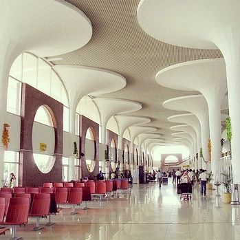 Zia International Airport, Dhaka, Bangladesh #bangladesh #architecture