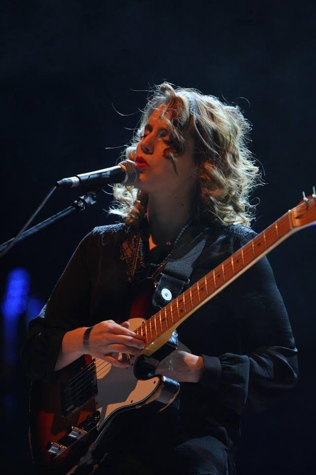 Anna Calvi, Poznań 2014