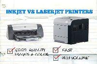 Binnenkort een nieuwe printer nodig? Dan doe je voordeel met deze blog, waarin wordt uitgelegd wat de belangrijkste verschillen zijn tussen inkjet- en laserprinters.