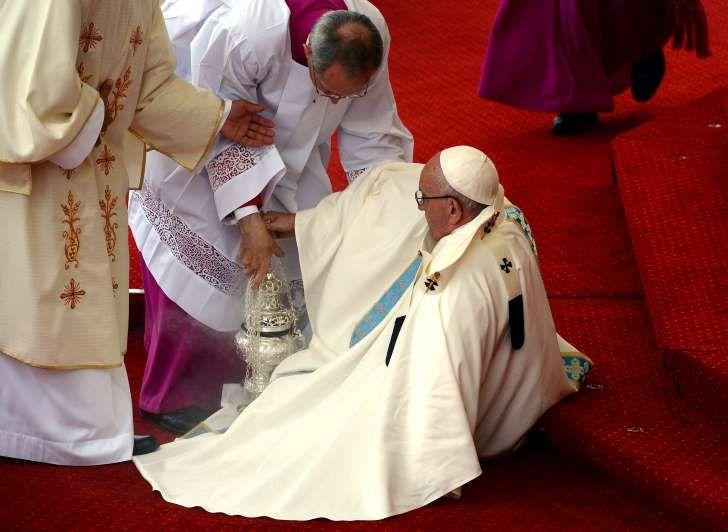 Papież Franciszek jest przemęczony? Co się dzieje z Ojcem Świętym?