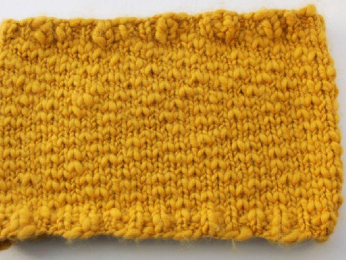 Tutoriel DIY: Tricoter une écharpe-tube pour débutant via DaWanda.com