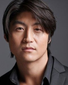 Brian Tee. ......Great Opp. Cutting His Hair!