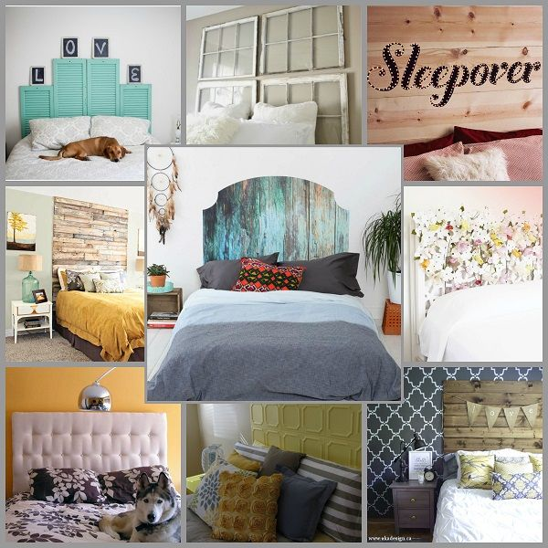 257 best images about bedroom ideas on pinterest white for Beach house headboard ideas
