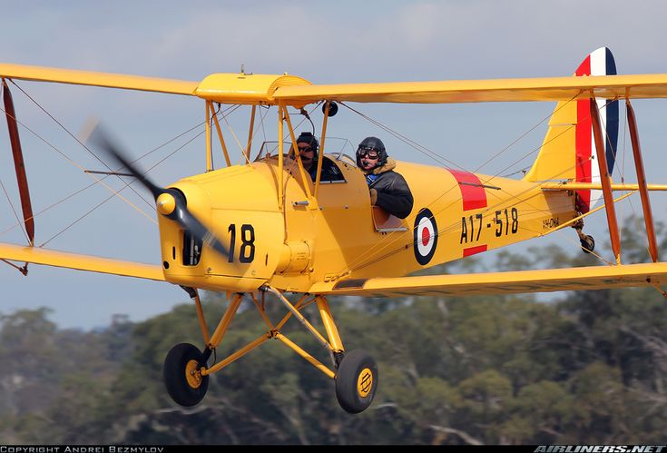 De Havilland Kanada Vintage Herstellung Fotos