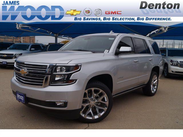 Chevrolet Tahoe Silver Denton | Mitula Cars