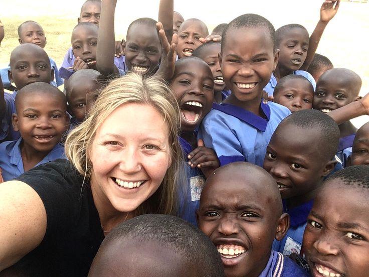 Living in Uganda. Education, sponsorship.
