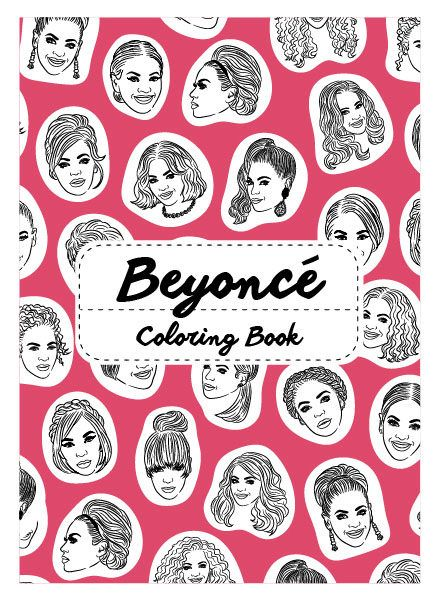 beyonce coloring book colouring book adult coloring book - Beyonce Coloring Book
