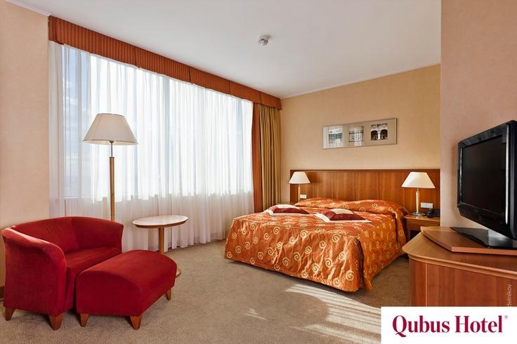 Qubus Hotel Katowice- Junior Suite room