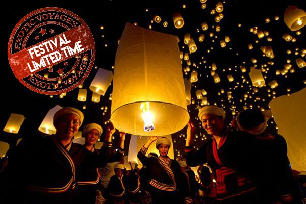 Loy Krathong - Festival of Lights and Magic