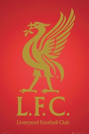 Liverpool Club Crest 2013 Maxi Poster