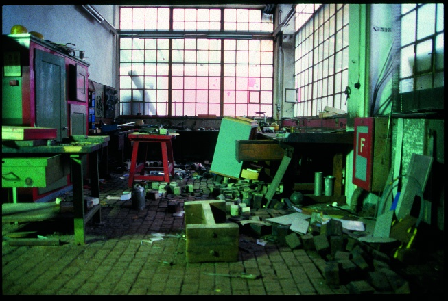 """abandoned industrial site interiors """"paper mill"""""""