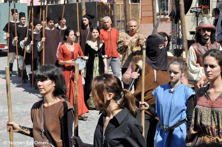 Ediţia 2013 a Festivalului Sighisoara Medievala a fost, dincolo de prestaţiile artistice, una a capturilor foto.