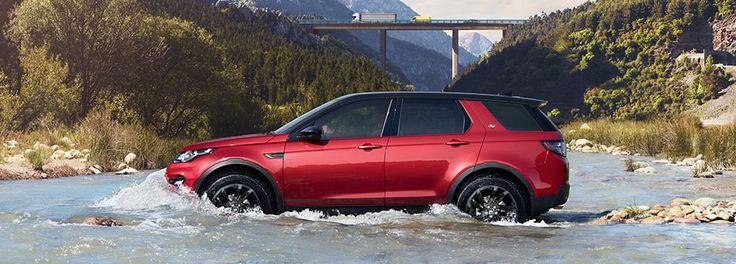 Discovery Sport è un'auto votata all'avventura: scopri il suv sportivo per eccellenza firmato Land Rover (adatto anche alle famiglie!)