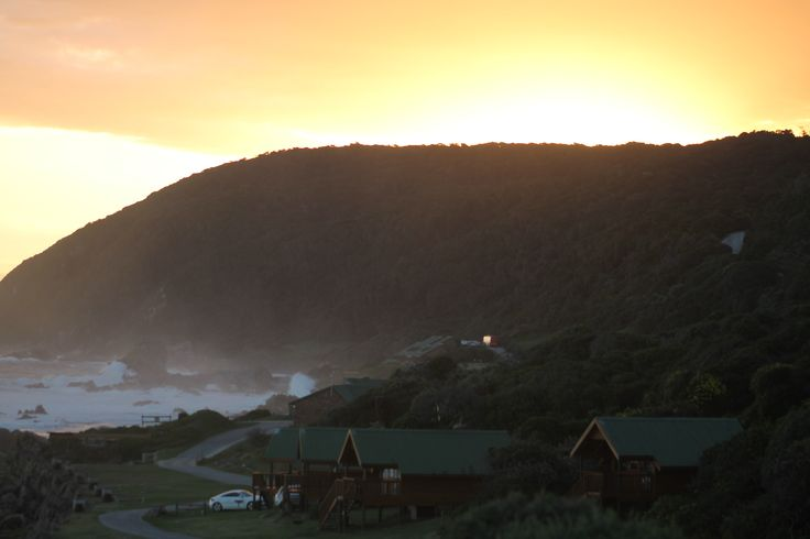Romantic stays at Storms River Rest camp along the Garden Route! http://outlook.co.za/4day-cape-addo-safaris.html