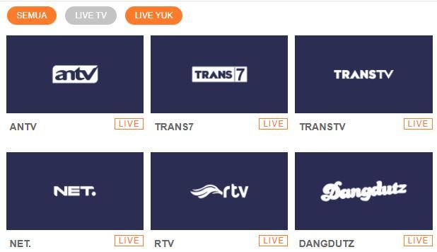 Cara Nonton Tv Di Hp Android Secara Gratis Di Mivo Tv Di 2021 Android Penguat Sinyal Aplikasi