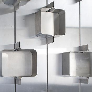 442: Michel Boyer / adjustable shelving system < Important 20th Century Design, 21 May 2006 < Auctions | Wright