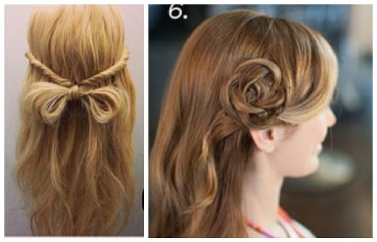 1000 images about peinados on pinterest chignons updo - Peinados faciles paso a paso ...