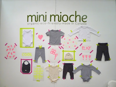 mini mioche - the most awesome organic clothing line for babies and kids!