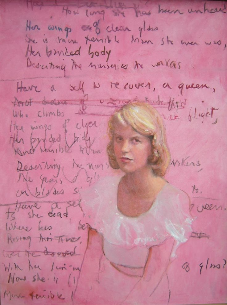 """sylvia plath memories This poem mainly deals with plath's deep attachment to the memory of her  """" daddy"""", sylvia plath's one of the most confessional poems, was."""