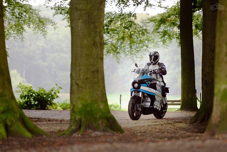 Storm Wave на испытаниях в Голландии.