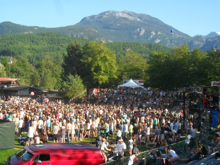 Mountain Crowds