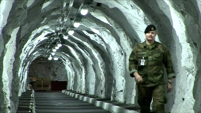 Right Beneath Your Feet: The Hidden Reality of Deep Underground Military Bases