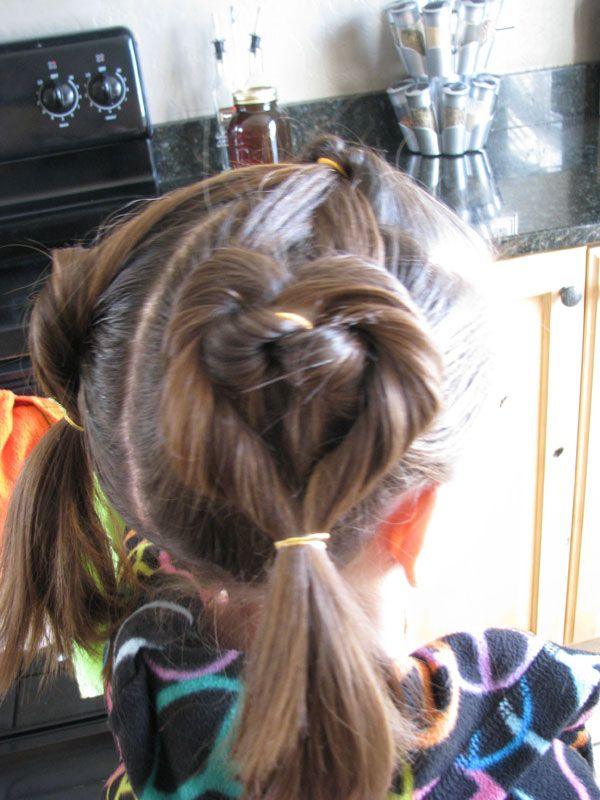 Best Heart Hair Images On Pinterest Braid Hair Cute Short - Hairstyle for valentine's dance