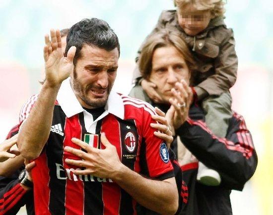 Milan, il lacrima-day - SPORTMEDIASET