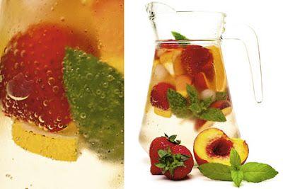 μοσχοπίπερο: Fruit punch με Μοσχάτο