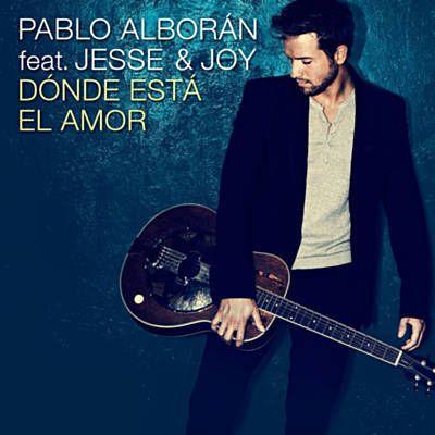 Found Dónde Está El Amor by Pablo Alboran Feat. Jesse & Joy with Shazam, have a listen: http://www.shazam.com/discover/track/97933585