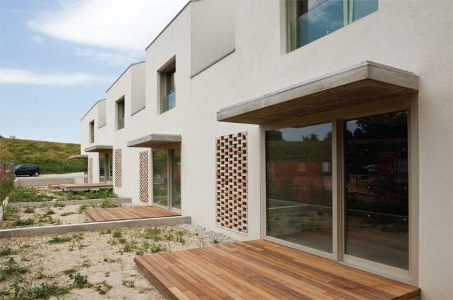 Cinque case by C&P Architetti