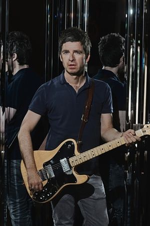 Noel Gallagher of Oasis