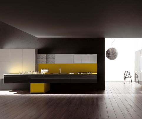 valcucine kitchens artematica vitrum
