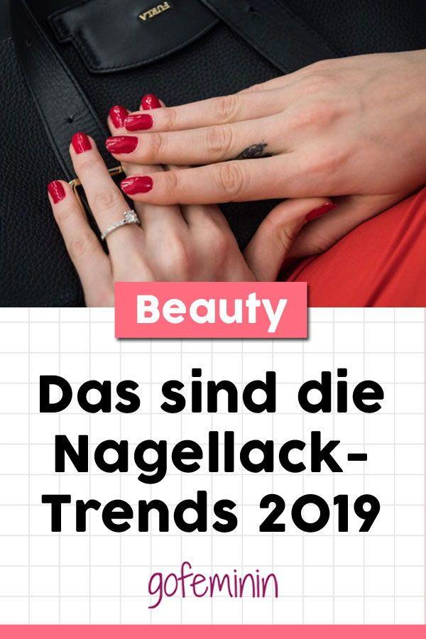 Nagellack-Trends 2019: Das sind die 4 schönsten Looks im neuen Jahr – Beauty Must-haves // Beauty-Lieblinge