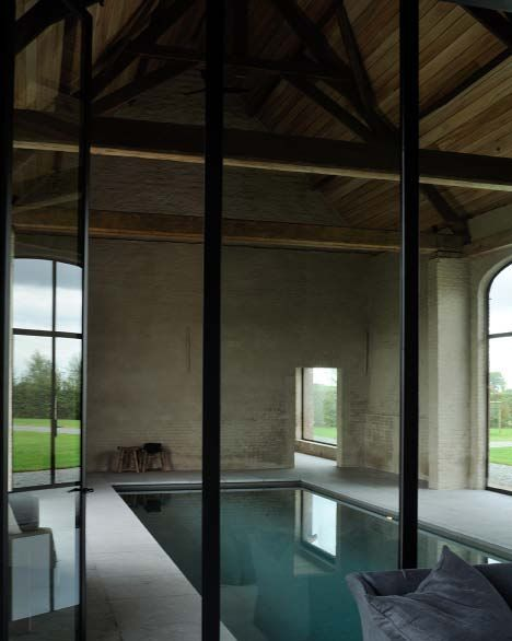 Just The Design By Vincent Van Duysen /this swimming pool yes please :-)