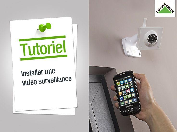 8 best camera surveillance images on Pinterest Camera surveillance - comment changer une porte