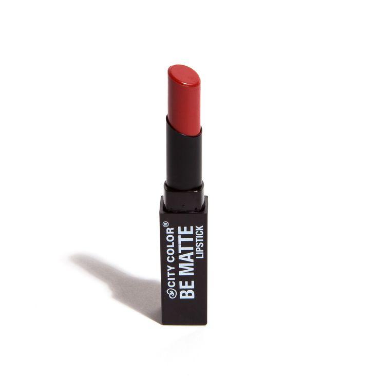 Be Matte Lipstick - Brick