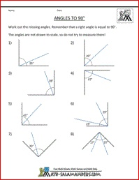 1000+ images about Angle Worksheets on Pinterest | 5th grade math ...