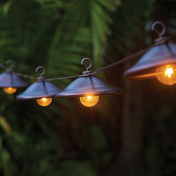 1000+ ideas about String Lights Outdoor on Pinterest Backyard party decorations, Outdoor ...
