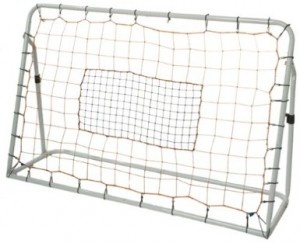 Franklin Sports Adjustable Soccer Rebounder (6-Feet by 4-Feet). One of the best soccer rebounders ive used