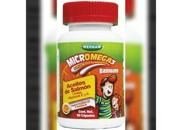 MICROMEGA3 para los pequeños de casa. Estudios realizados en los Estados Unidos han encontrado que la ingestión diaria de aceites Omega-3 son muy importantes para la salud de los infantes y las señoras despues del cuarto mes de embarazo. Estos aceites omega, deben ser tomados por los niños diariamente ya sea en alimentos que los contengan o en suplementos alimenticios, debido a que el cuerpo no los fabrica pero son indispensables. Sus beneficios son: - Ayuda a la formación de la retina y a…