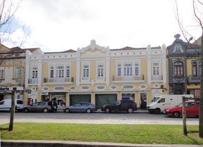 Gaape - Arquitectura, Planeamento e Engenharia: Recuperação do Edifício Jaime Rodrigues em Aveiro