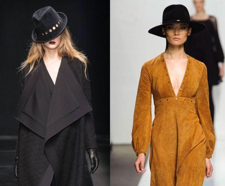 Il cappello è l'accessorio must have della stagione invernale 2016! Una delle tendenze moda che completerà il vostro outfit invernale e vi darà un tocco di originalità.  Per saperne di più: http://www.vogue.it/trends/accessori/2015/11/cappelli-inverno-2015-2016   #accessori #cappelli #cappellinverno #moda2016 #sfilate #Stybel #Vogue