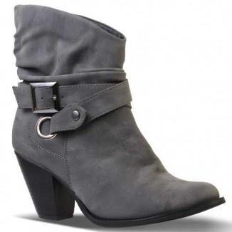 Bottines talon Instinct De Mode Femme , Femme, Boots / Bottines , Chaussea