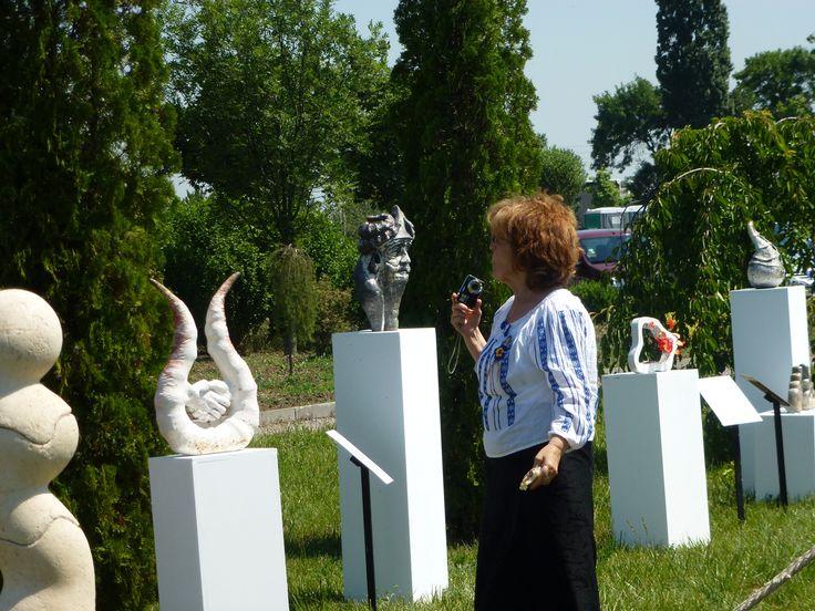 Art Exposition in Eutopia Gardens