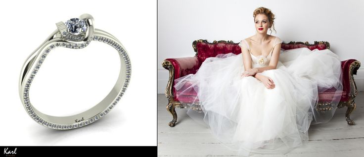 We provide lifetime guarantee for every Karl Jewel.  http://www.karl-ekszer.hu/ekszereink/eljegyzesi-gyuruk/gyemanttal-korbeszort-eljegyzesi-gyuru-zaria #wedding #weddingring #ring #engagment #engagmentring #love