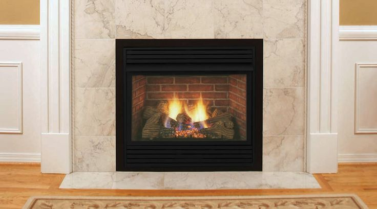 VFH Series Vent Free Gas Fireplaces by Majestic Products