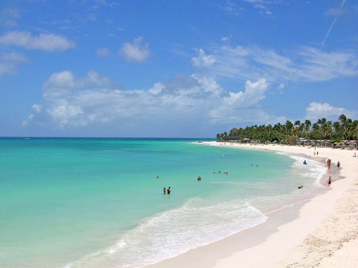 Aruba Beach, Aruba!  Soon...